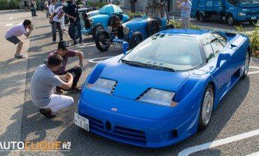 Tokyo Drifter - Petrolhead's Guide To Tokyo: Part 14 Bugatti Morning Cruise