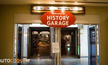 Tokyo Drifter - Petrolhead's Guide To Tokyo: Part 13 Mega Web History Garage