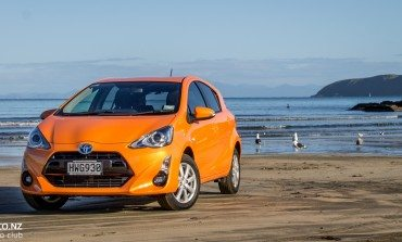 Toyota Prius c s-Tech - Car Review - The Eco City Car?