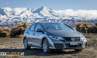 2015 Honda Euro Civic S - Car Review