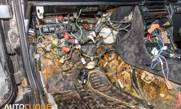 Project Rusty – Rob's Audi UR-Quattro – Part 4: So Many Wires! Also Rust.