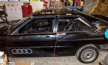 Project Rusty – Rob's Audi UR-Quattro – Part 6: Getting There