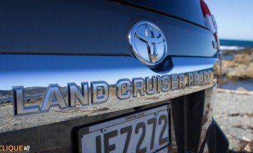 2015 Toyota Land Cruiser Prado VX 2.8: 2.2-ton corner carver