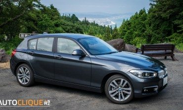 2015 BMW 120i Style - Entry Level Executive