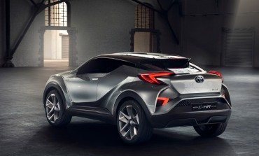 C-HR SUV to go into production - and coming to New Zealand?