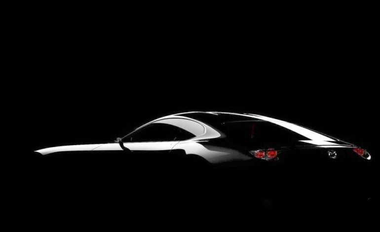 Mazda To Reveal Sports Car Concept At Tokyo Motor Show
