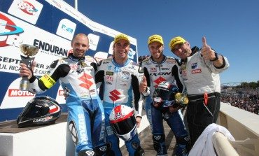 Suzuki Wins Endurance World Championship