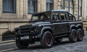 6x6 Defender By Kahn Design