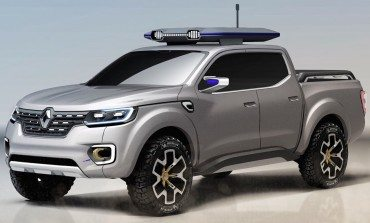 Renault Alaskan Concept Hints At Future Ute