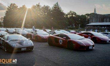 Tokyo Drifter - Petrolhead's Guide To Tokyo: Part 18 - Lamborghini Tokyo Parade