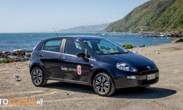 FIAT Punto Easy - Car Review - $20K Challenge