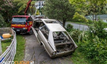 Project Rusty – Rob's Audi UR-Quattro – Part 10: GT is gone