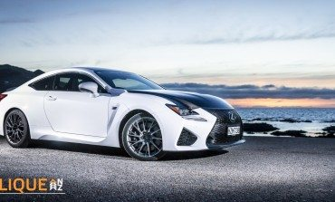 2015 Lexus RC F Carbon - Car Review - A Bit Too Fast and Furious