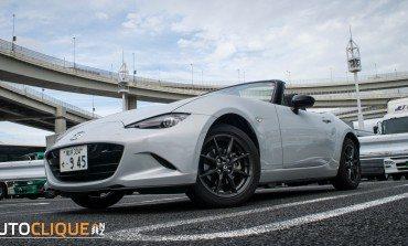 2015 Mazda MX-5 1.5 SkyActiv - Sunshine Comes As Standard