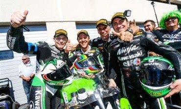 Bol d'Or victory for Team Kawasaki SRC