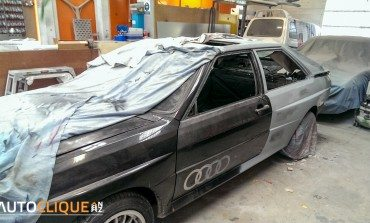 Project Rusty – Rob's Audi UR-Quattro – Part 11: Things are starting to happen