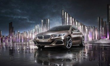 BMW Compact Sedan Previews Munich's Baby Sedan