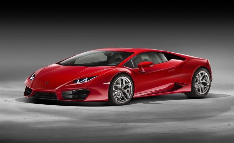 Lamborghini Huracan LP580-2 Start Of Model Expansion