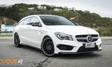 2015 Mercedes-Benz CLA 45 AMG Shooting Brake - Car Review -The Rich Boy of The AMG Country Club