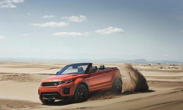 Range Rover Evoque Convertible To Debut At LA