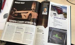 We Are In Print !!!!! AutoClique's First Magazine Printed Car Review