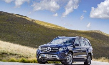 New Face and New Name For Flagship Mercedes SUV