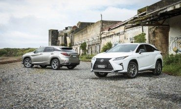 All-new Lexus RX series released