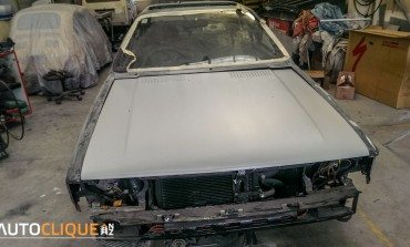 Project Rusty – Rob's Audi UR-Quattro – Part 12: Countdown to Christmas