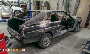 Project Rusty – Rob's Audi UR-Quattro – Part 13: It's Christmas! Do I have Rusty back?