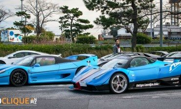 Tokyo Drifter - Petrolhead's Guide To Tokyo: Part 24 - DFJ Supercar Touring