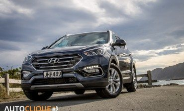 Hyundai Santa Fe II - Car Review