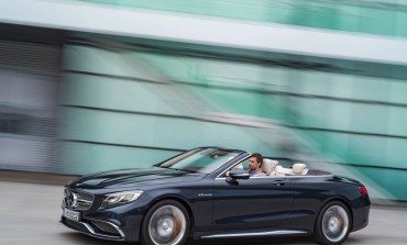 Mercedes S65 AMG Cabriolet - Drop-Top Torque Champ