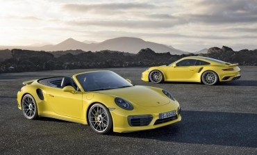 Porsche 911 Turbo Gets More Speed