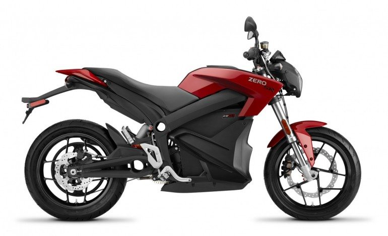 2015 Zero SR Electric motorbike…so want one