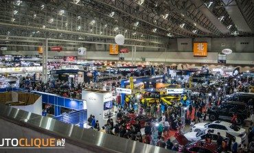 Video: A Quick Tour Around Tokyo Auto Salon 2016