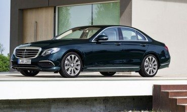 Leaked Images Reveal 2016 Mercedes-Benz E-Class