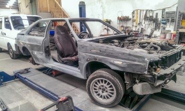 Project Rusty – Rob's Audi UR-Quattro – Part 14: Getting closer to paint