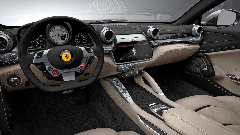 Ferrari-GTC4Lusso-Interior