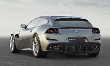 Meet The Ferrari GTC4Lusso - A Renamed and Redesigned FF