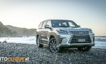 2016 Lexus LX 570 - Car Review - Your Urban Warfare APC