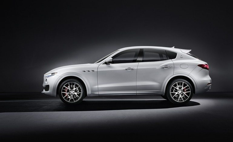 Maserati Steps Into The SUV Ring, With The Levante
