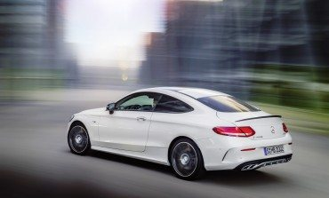 C43 AMG is Back, But Now It's A Coupe