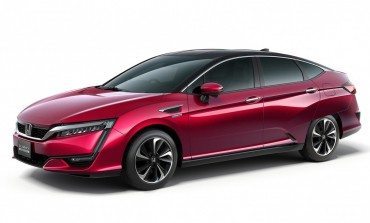 Honda Launches Clarity Fuel Cell Vehicle In Japan