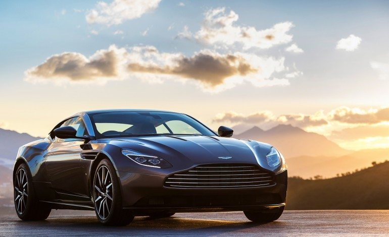 Aston Martin DB11 Announced. Yes Please!