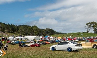 Leadfoot 2016 - The Car Park