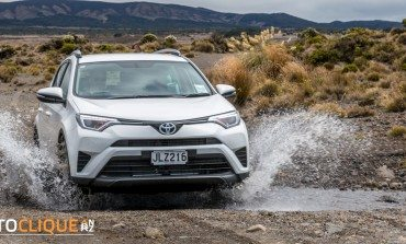 2015 Toyota RAV4 Diesel - Car Review - Leadfoot Rally Car?