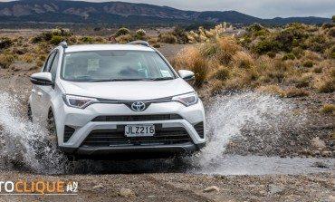2015 Toyota RAV4 Diesel - Car Review - Leadfoot Rally Car?