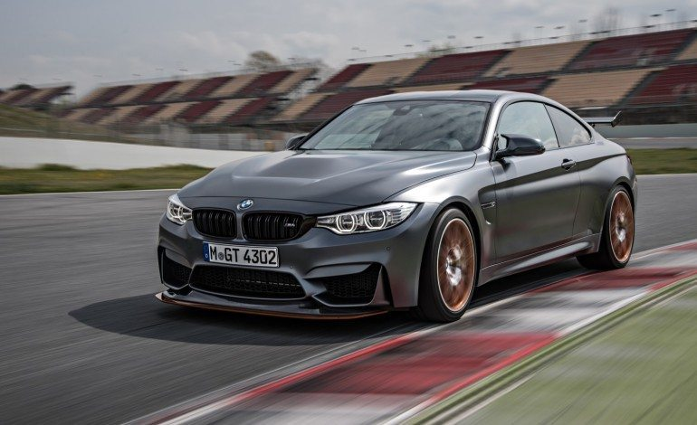 BMW M4 GTS – Gains Three Extra Letters And More Speed