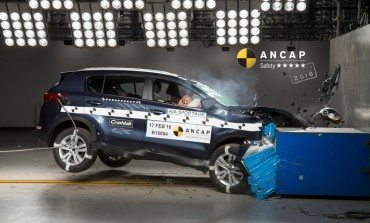 Kia Sportage First SUV To Get 2016 ANCAP 5-Star Safety Rating