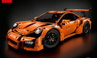 I want one! LEGO Porsche 911 GT3 RS